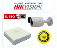 Trọn Bộ Camera 1 Mắt Lắp Full HD 720P Megapixel