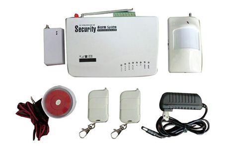 Bộ báo động chôngd trộm Security GSM 3500