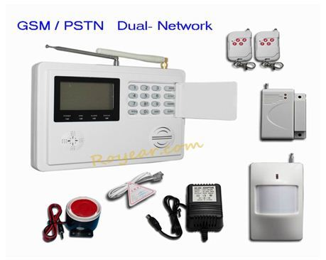 Báo Động Chống  Trộm GSM-FES-74