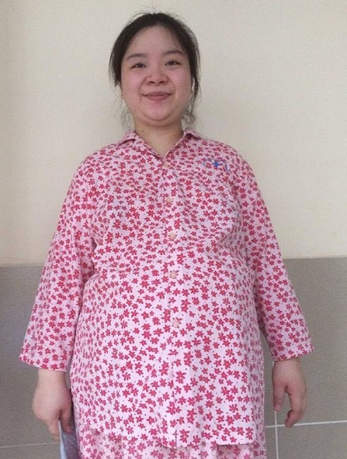 Bà mẹ trẻ mất việc, mất chồng chỉ vì... nặng gần 100kg