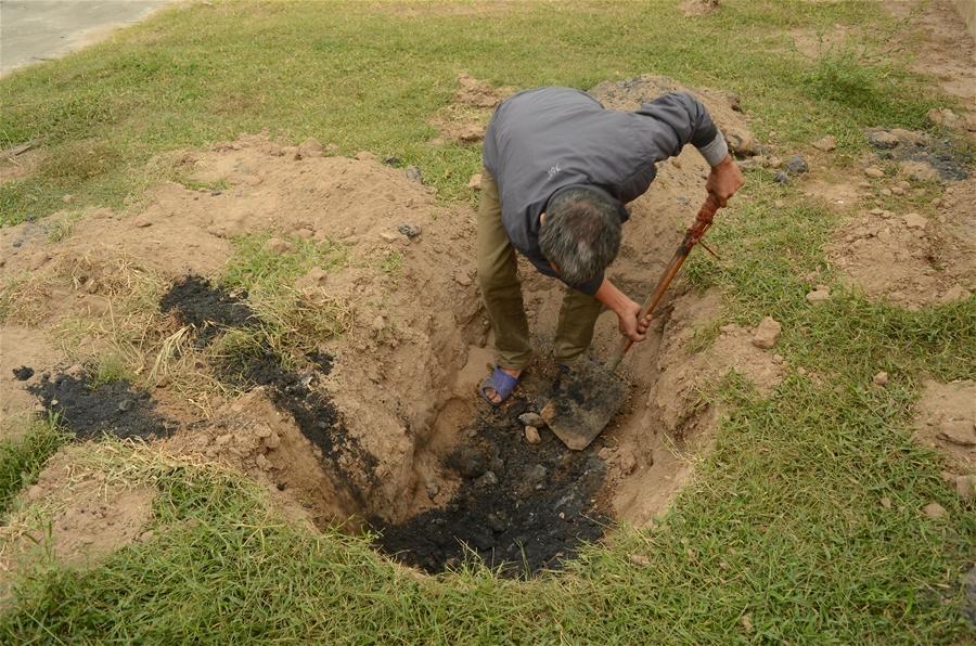 Chất thải nguy hại được chôn lấp bất thường