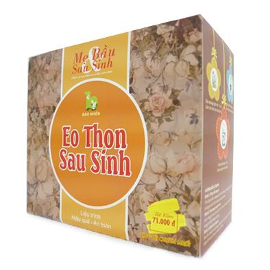 Eo thon sau sinh Bao Nhien