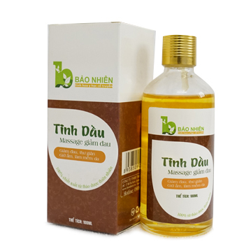 Tinh dau massage Bao Nhien