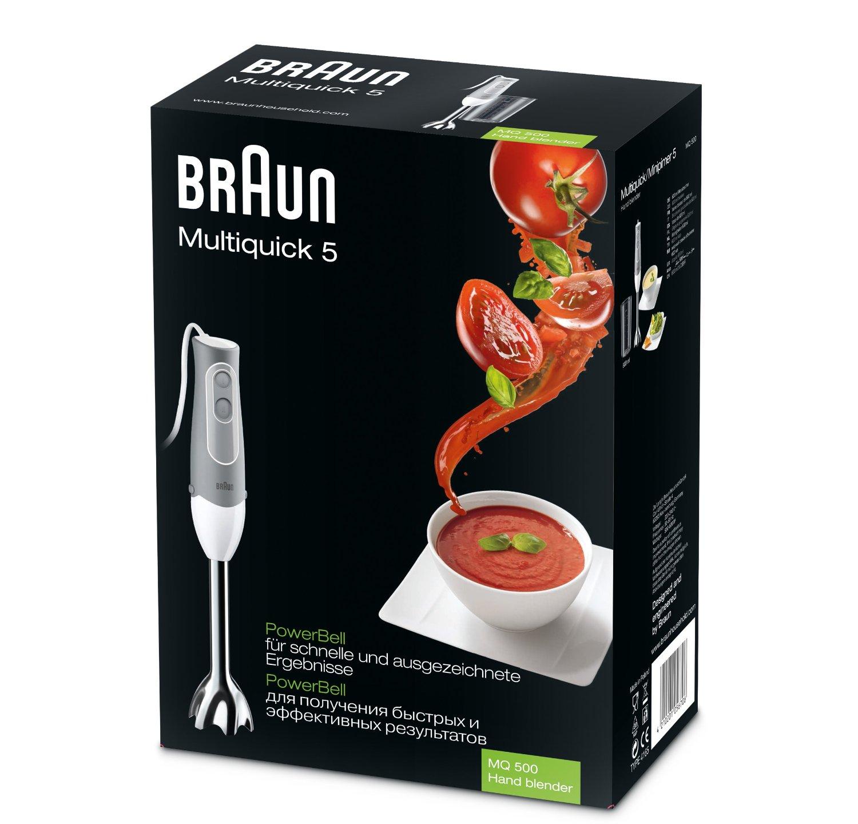 Máy xay cầm tay Braun MQ500 Soup 3