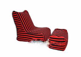 Ghế lười hạt xốp hình sofa GL039 2