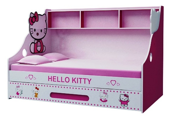 giuong tang lun hello kitty