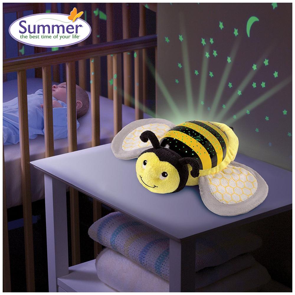Đèn chiếu sao ru ngủ Summer