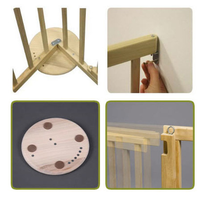 Cũi gỗ đa năng QuickFlex 5D 3