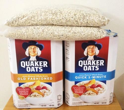 yen mach quater oats cua my 4.5kg