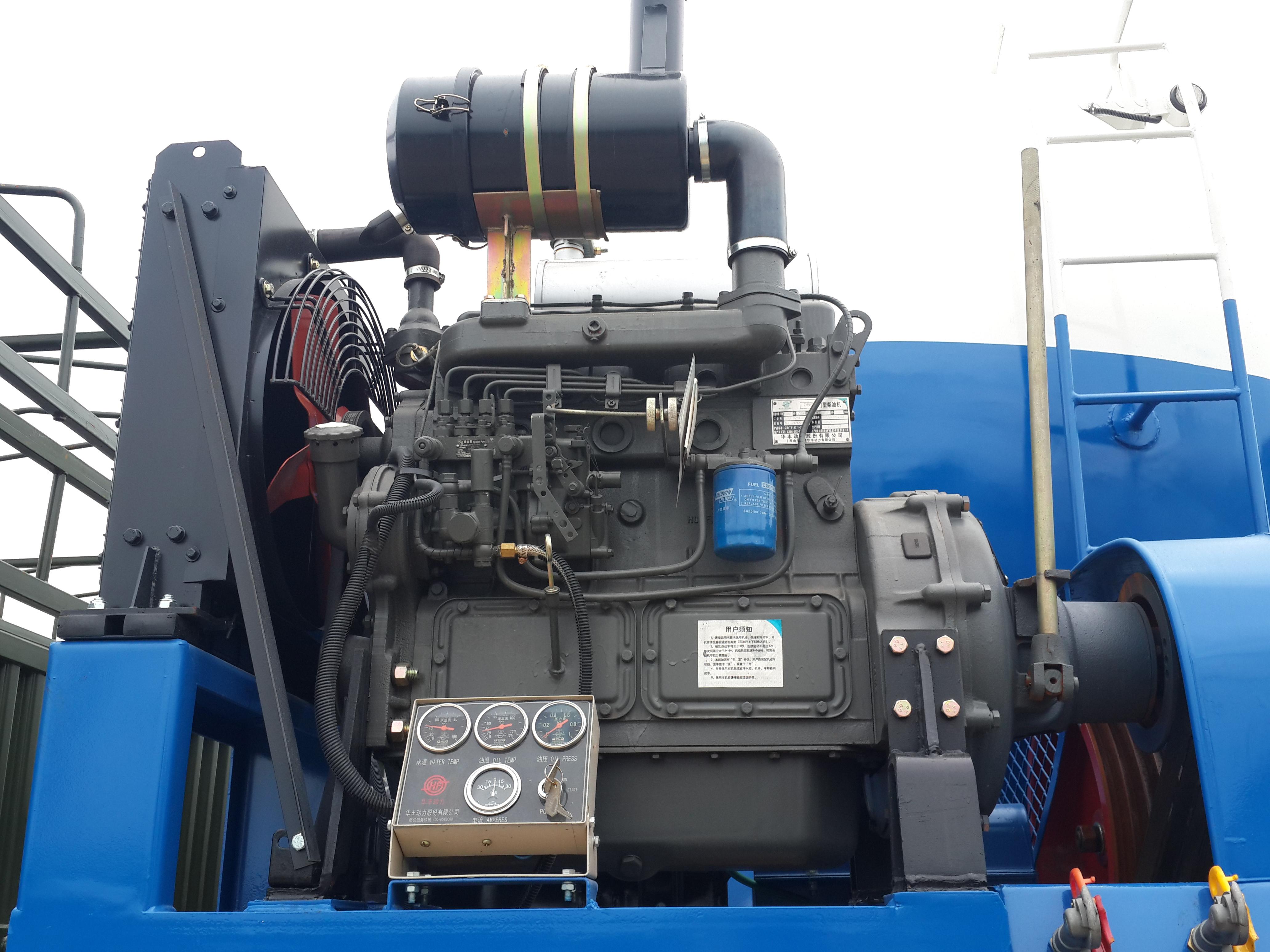 Téc xi măng rời 29 M3 hiệu CIMC Thâm Quyến tải trọng cao