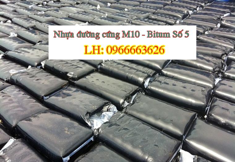 nhựa đường cứng M10