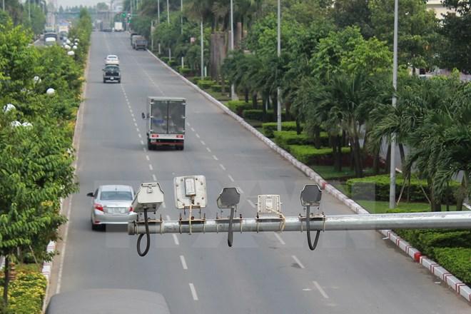 Từ 1/10, xử phạt qua camera giám sát trên một số tuyến cao tốc