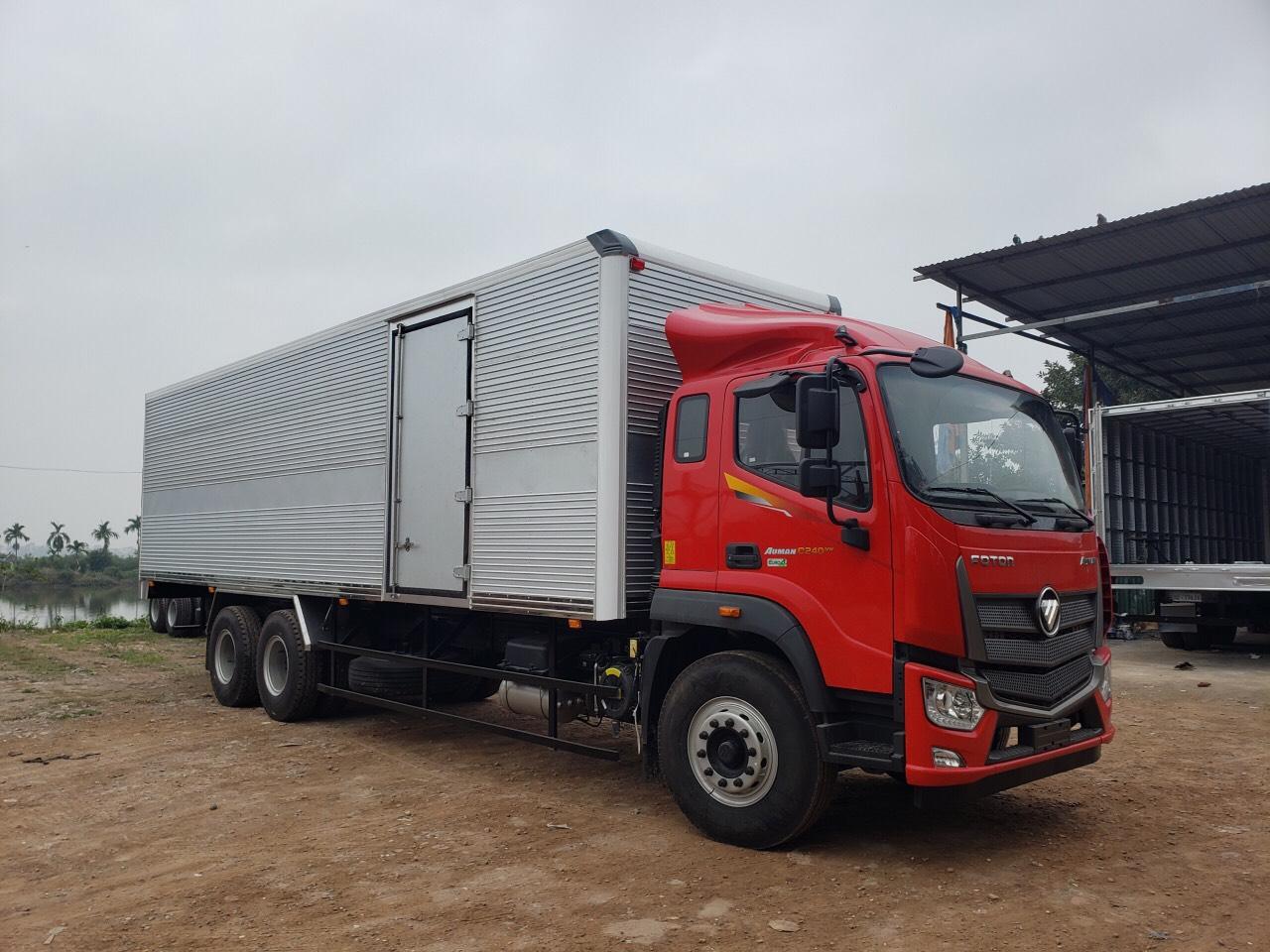 Xe tải 14 tấn thùng 9,5m Auman C240.E4