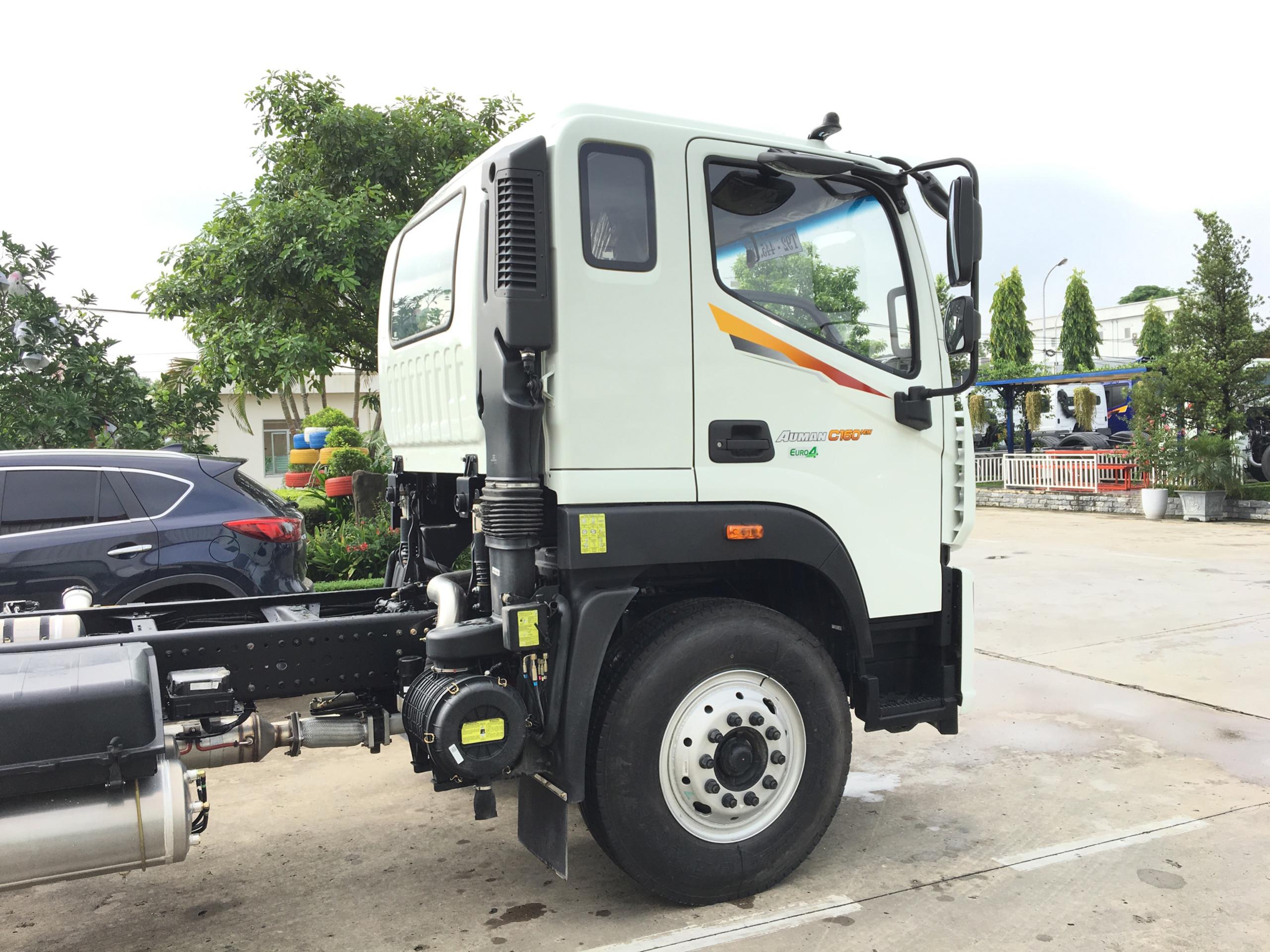Thaco Auman C160.E4 9 tấn euro 4