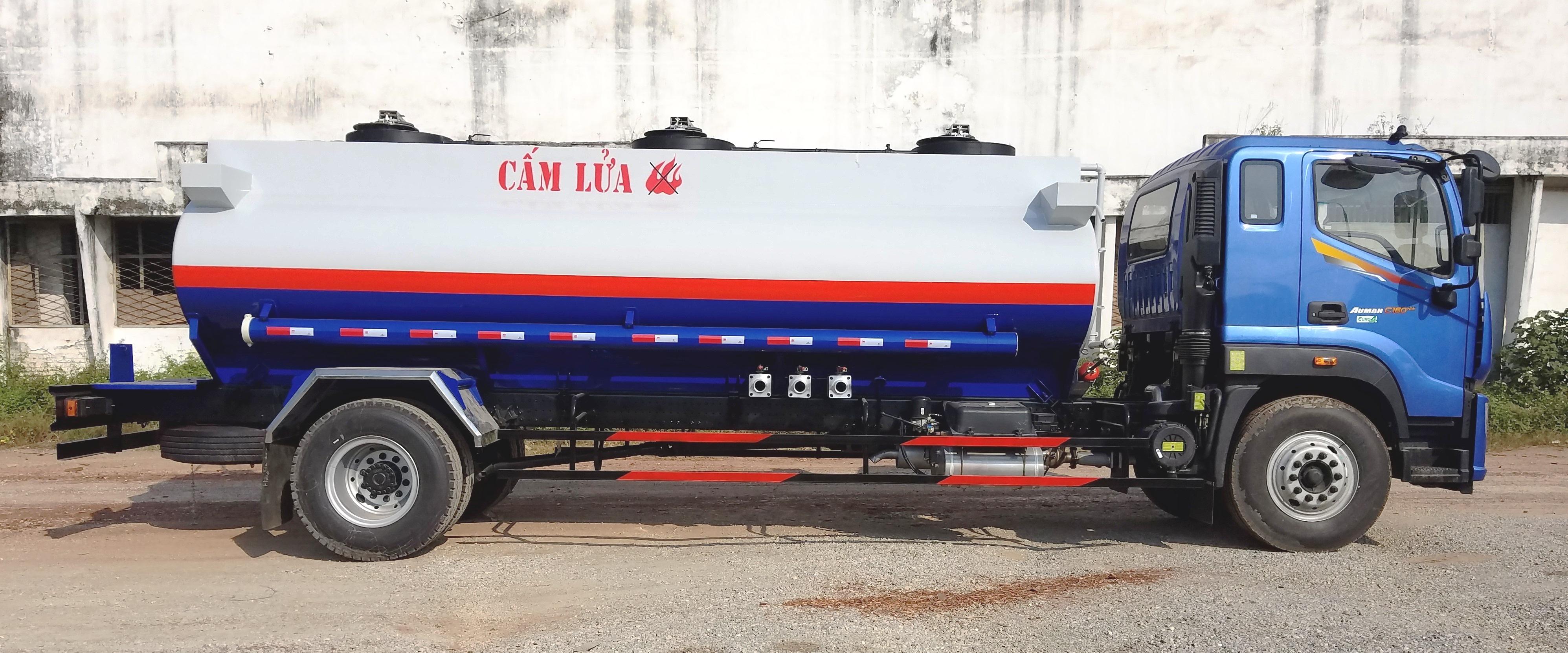 Xitec xăng dầu 12 khối Auman C160.E4