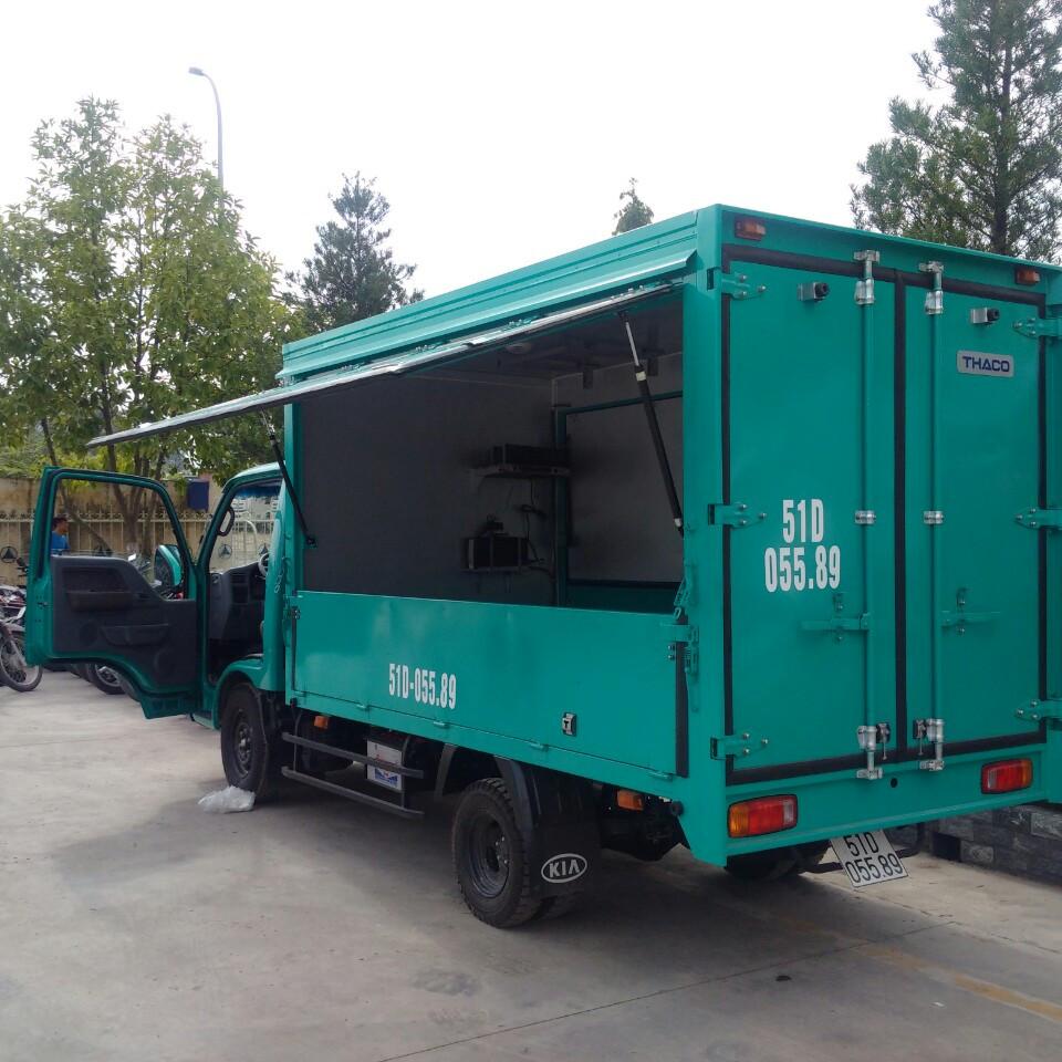Xe tải Bán hàng lưu động kia k190