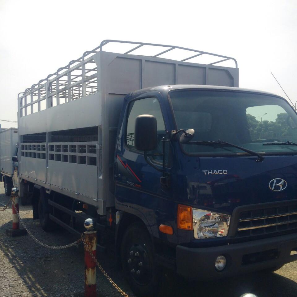 Xe chở lợn 2 tầng Hyundai HD650