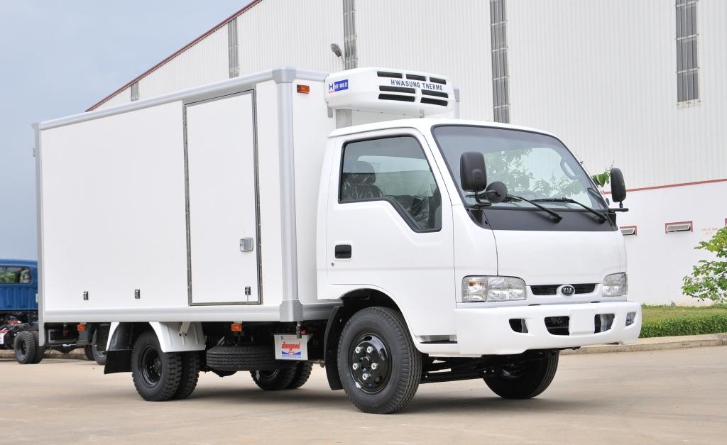 Xe tải Đông lạnh 2 tấn KIA K165