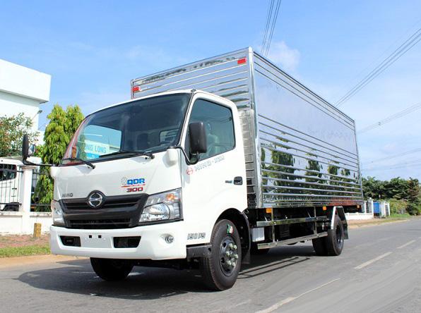 Dòng xe HINO 300 Seri LDT 1,9T - 3,5T - 5T