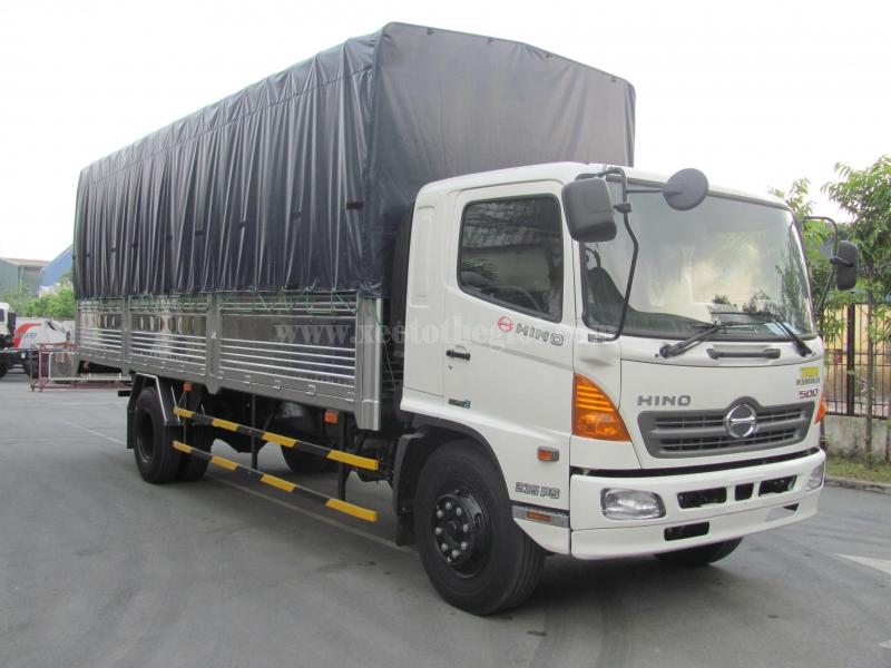 HINO 500 Seri 6,4T - 9,4T