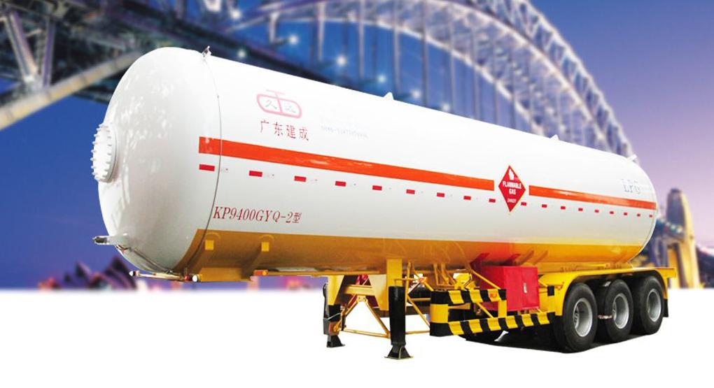 Mooc chở khí hóa lỏng LPG 53m3
