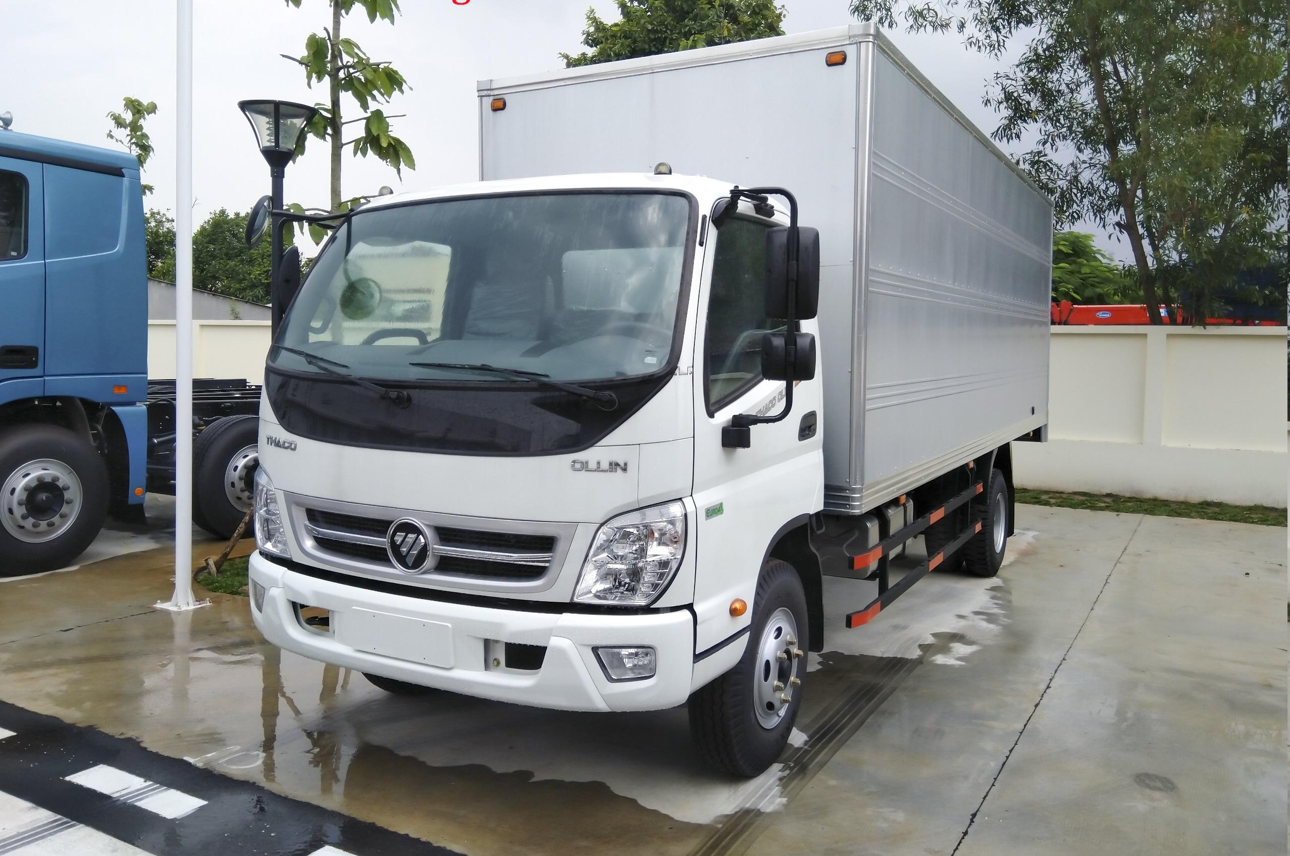 Xe tải 7 tấn Ollin720.E4 Euro 4