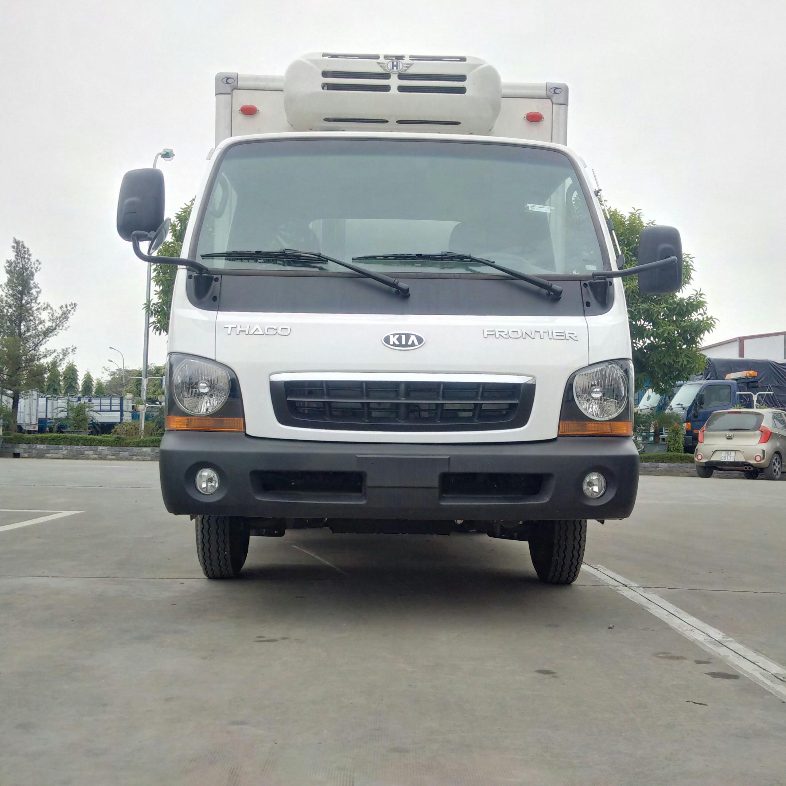 Thaco Kia K190 đông lạnh