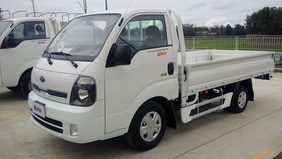 Thaco KIA K200 (New Frontier), Euro4