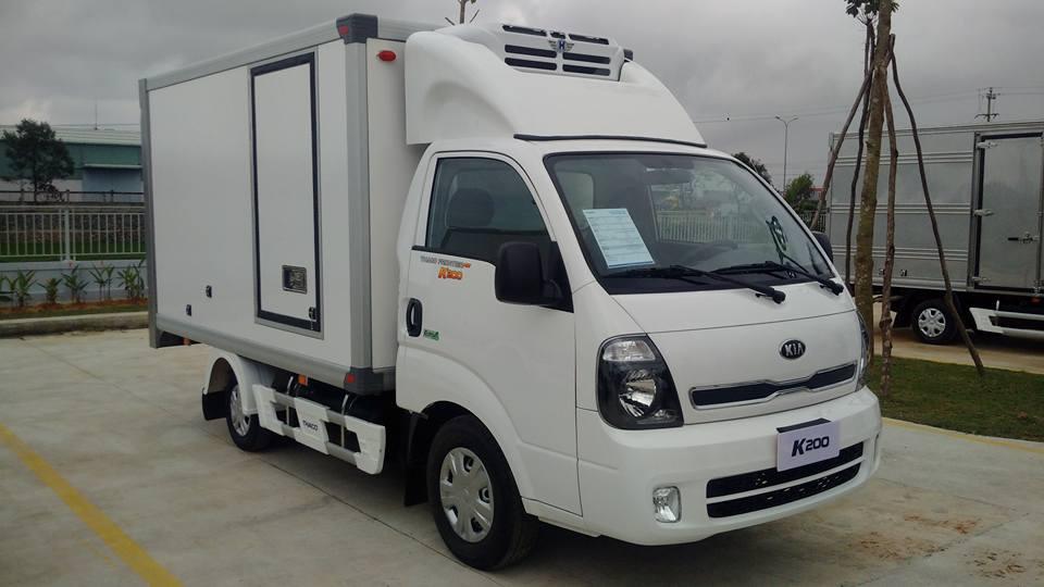 Xe đông lạnh KIA K200 (KIA Bongo) 1 tấn