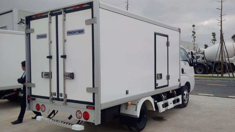 xe đông lạnh 1 tấn KIA K200 Bongo