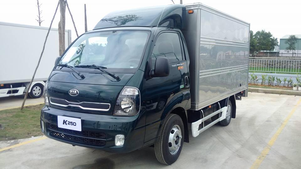 Thaco KIA K250 ( New frontier ), Euro 4