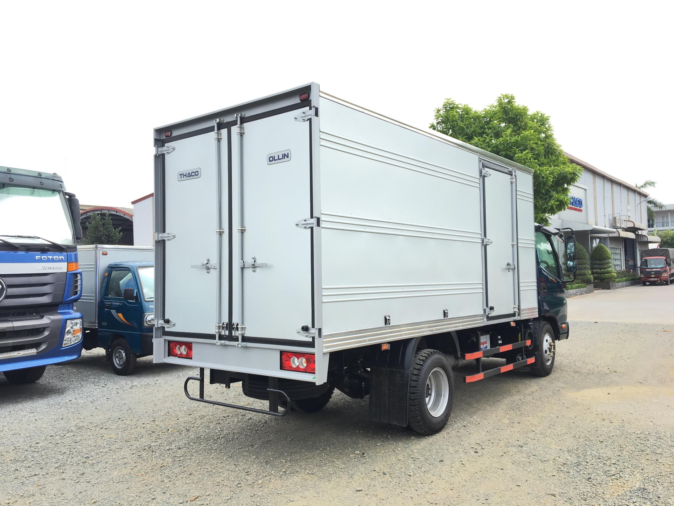 Thaco 3,5 tấn Ollin350 Euro 4