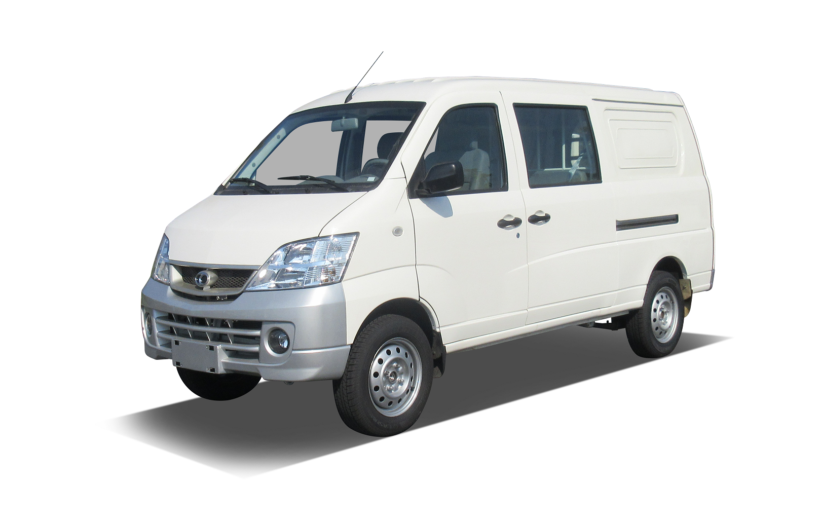 Thaco Van 2 chỗ, chạy hàng thành phố