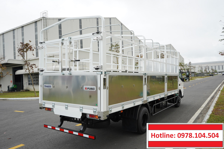 Misubishi Fuso Canter TF8.5 tải trọng 5 tấn
