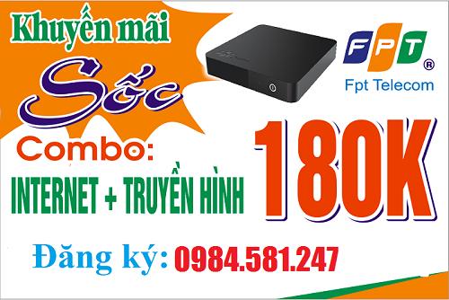 FPT Biên Hòa Khuyến Mãi Tháng 4 | Miễn Phí 1OO% Tặng Modem WiFi