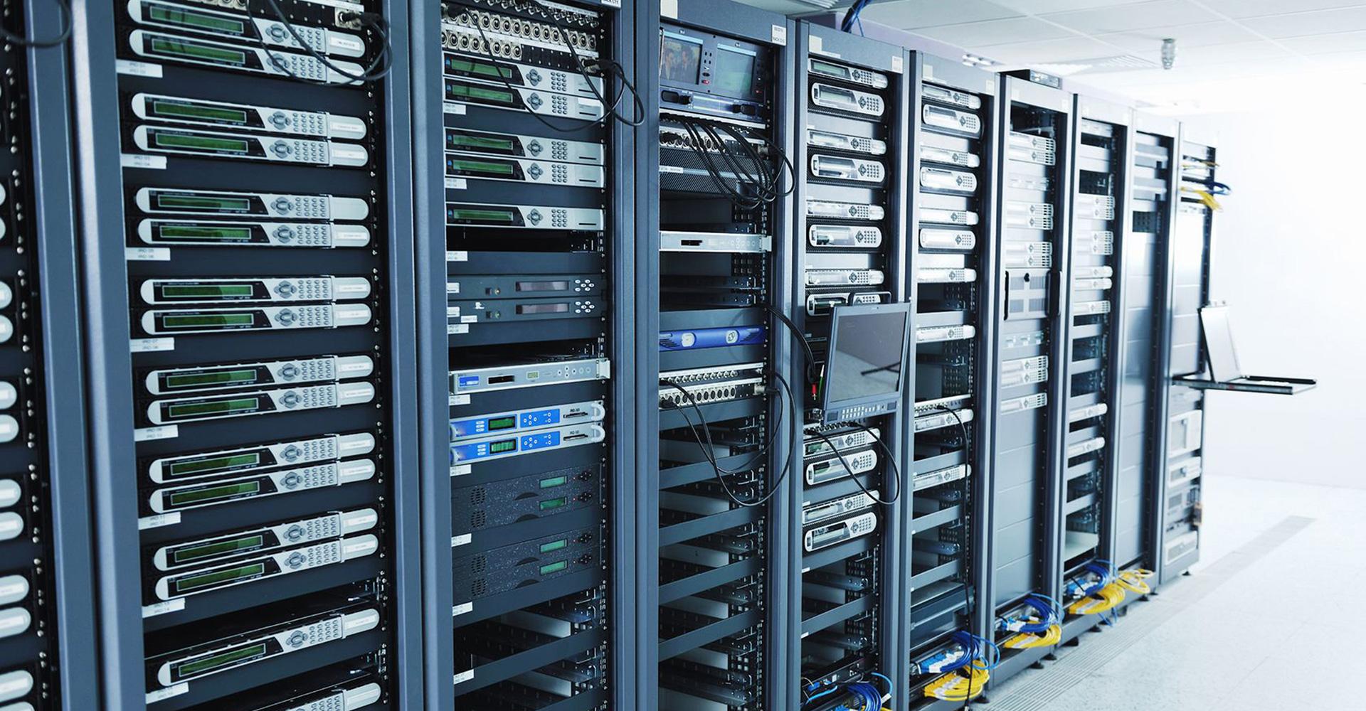 Lắp đặt hệ thống máy chủ Sever