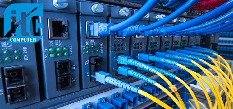 Thi công hệ thống mạng nội bộ