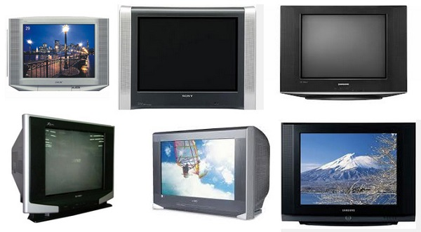 tivi cũ