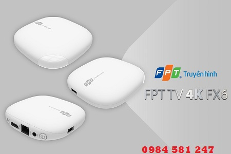 Bộ giải mã FPT FX6 FPT