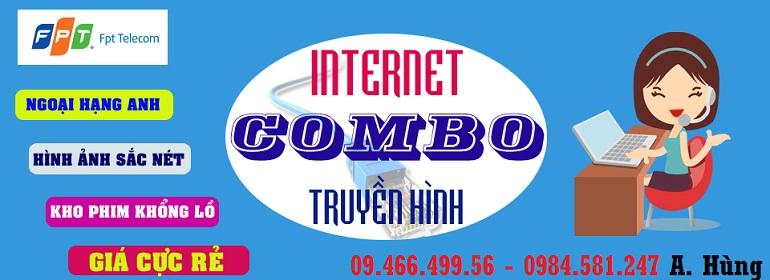 gói combo truyền hình internet fpt biên hòa