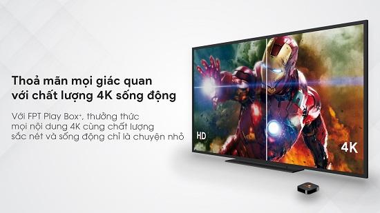 Kho Phim HD, 4K sống động