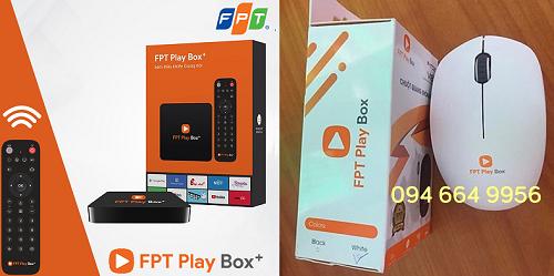 Mua FPT Play Box Được Tặng Chuột Không Dây