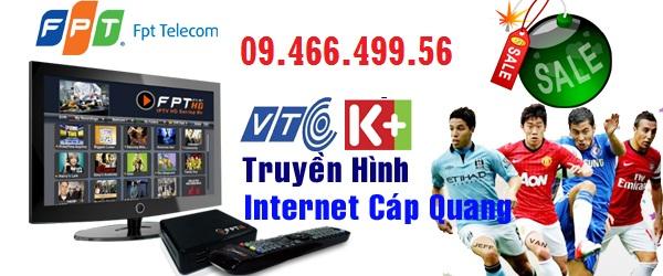 đăng ký lắp đặt internet wifi truyền hình cáp quang fpt tại biên hòa giá rẻ