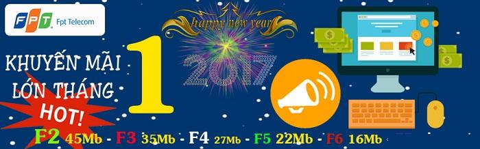fpt biên hòa khuyến mãi tháng 1/2017