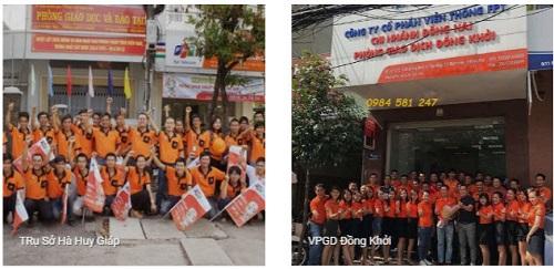 Địa chỉ văn phòng Fpt Biên Hòa