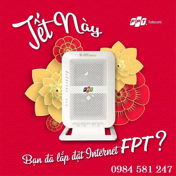 Lắp Mạng Wifi FPT Biên Hòa Miễn Phí 100%, Tặng Bộ Phát Wifi , Đầu Thu 4K