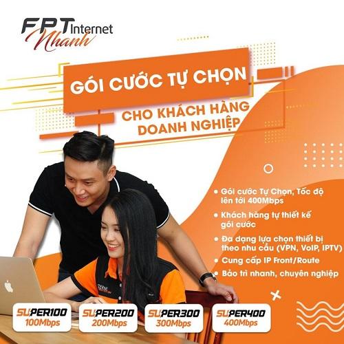 Gói cước FPT Doanh Nghiệp Tại Biên Hòa