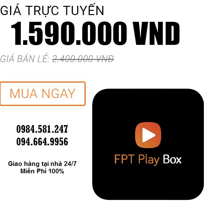 Giá fpt play box