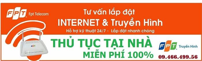 lắp đặt mạng internet fpt tại nhà miễn phí