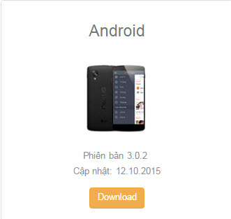 Link download fpt play cho android